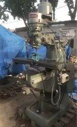 Bridgeport Milling Machine With Dro