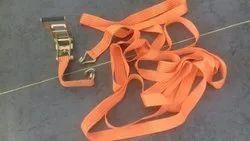 50 mm Ratchet Lashing Belt with Double J Hook
