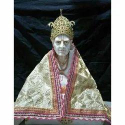 Marble Swami Samarth Maharaj Statue