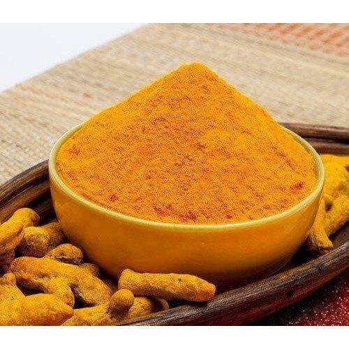 Blended Turmeric Powder, Packaging Type Available: Packets
