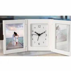 A-112 , 3pc Folding Alarm Table Clock