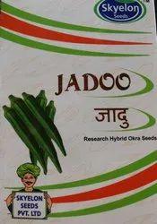 Jadoo (Research Hybrid Okra Seeds