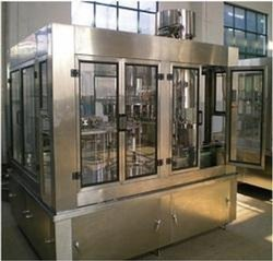 Aseptic Juice Filling Machine