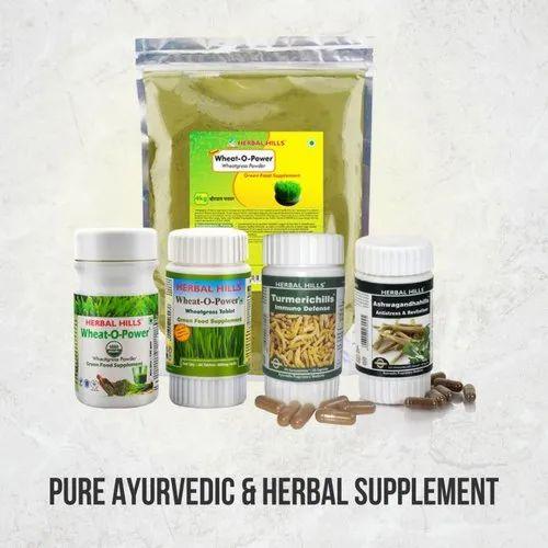 HerbalHills Ayurvedic & Herbal Supplement (Manufacturer)