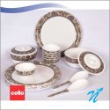 Artista Dinner Set 18 Pcs-Paisley