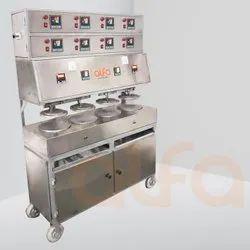 KHR-4A  Pedal Type Khakhra Roasting Machine