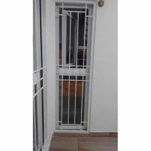White Aluminium Combination Window