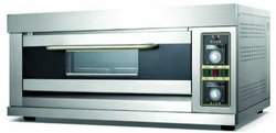 Gas Deck Oven for Bread, 2.4 kW/hr