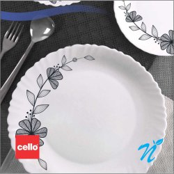 Cello Dazzle Dinner Set 18 Pcs