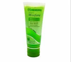 Mxofere Neem Tulsi & Tea Free Oil Face Wash, Packaging Size: 65 Ml, Packaging Type: Plastic Tube