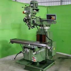 M3 Vertical Milling Machine