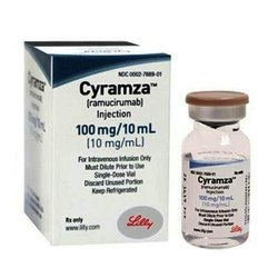 Cyramza 100mg - Ramucirumab Injection