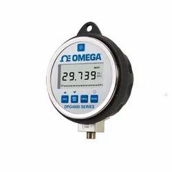 Omega Pressure Gauge Sensor