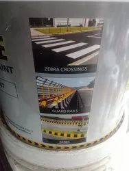 Black Thermoplastic Road Marking Paint, Tar,concrete surface, Packaging Size: 20 L