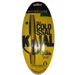 Black Maybelline Colossal Kajal, Type Of Packaging: Packet