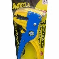 66e2567bf362a Mega Plus High Quality Wire Stripper, Warranty: 3 Months, Size: 6 ...