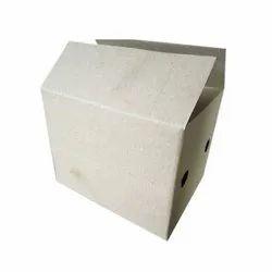 Corrugated Paper Corrugated Packaging Box, Box Capacity: 1-5 Kg