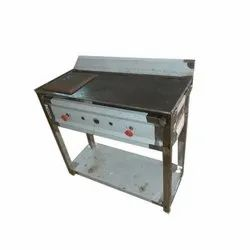 Stainless Steel SS Chapati Puffer
