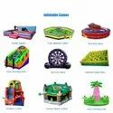 Bouncy Games For Resorts