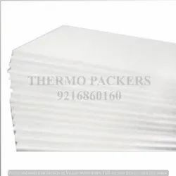 White Normal EPS Thermocol Packaging Sheet, Thickness: 19 - 50 Mm