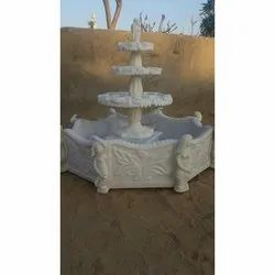 Small Marble Fountain