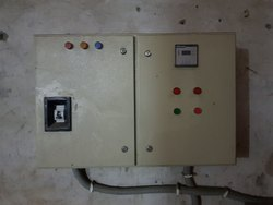 Pentacon Tonk Shredder Control Panel