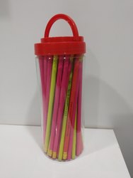 Plastic Jar For Pen
