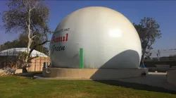 Biogas Single Membrane Ballon