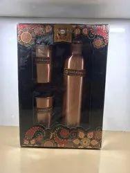 Saga Original Copper gift set, Capacity: 600ml, Size: 300ml + 300ml