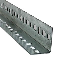 Mild Steel Slotted Angle, Thickness: 3mm, for Construction