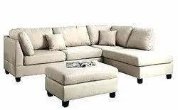 L Shape Modular Sofa, Warranty: 2 Year