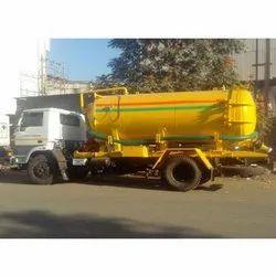 5000 Liter Sewer Suction Machine