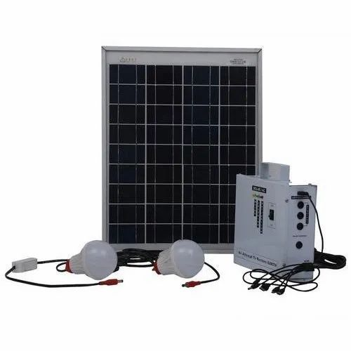 15W Solar Home Light System