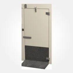 Mild Steel Cold Storage Doors