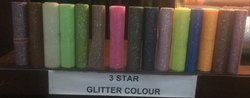 Glitter sequin roll