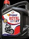 Royal 4T Four Stroke Motorcycle Engine Oil
