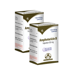 Amphotericin B Injection 50mg/100mg
