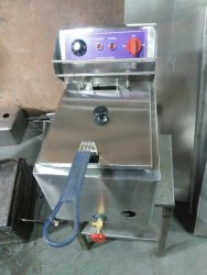 Table Top SS Electric Deep Fryer