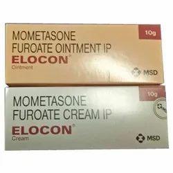 Elocon Cream Mometasone Furoate Ointment