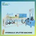 Hydraulic Bamboo Splitting Machine