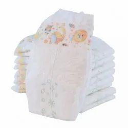 Cotton Disposable Babies Diapers, Size: Medium, Age Group: 3-12 Months