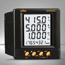 Single Selec Meter, For Industrial