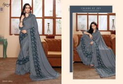 Party Designer Party Wear Sarees
