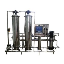 2500 LPH Mineral Water Plant