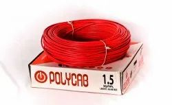 FRLS PVC Copper Wires, For Industrial, Wire Size: 0.5 To 6 Sqmm