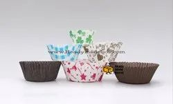 Colourfull Cup Cake Liner Box