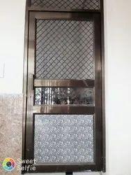 Standard Aluminium Single Door