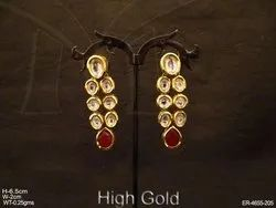 Kundan Earrings Jewellery