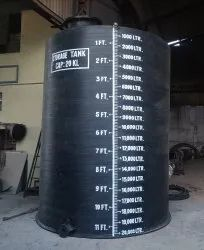 Spiral HDPE Tank
