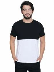 Mens Half Sleeve Casual Wear T-Shirt